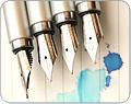 Ohto Tasche Fountain Pens