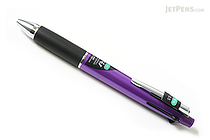 Uni Jetstream 4&1 4 Color 0.5 mm Ballpoint Multi Pen + 0.5 mm Pencil - Purple Body - UNI MSXE510005.11