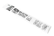 Zebra EK-0.7 Surari Emulsion Ink Multi Pen Refill - 0.7 mm - Black - ZEBRA REK7-BK