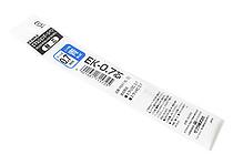 Zebra EK-0.7 Surari Emulsion Ink Multi Pen Refill - 0.7 mm - Blue - ZEBRA REK7-BL