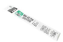 Zebra EK-0.7 Surari Emulsion Ink Multi Pen Refill - 0.7 mm - Green - ZEBRA REK7-G