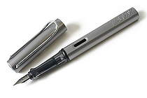 Lamy Al-Star Fountain Pen - Graphite - Fine Nib - LAMY L26F