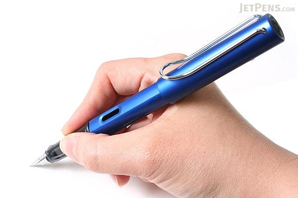 Lamy Al-Star Fountain Pen - Ocean Blue - Medium Nib - LAMY L28M