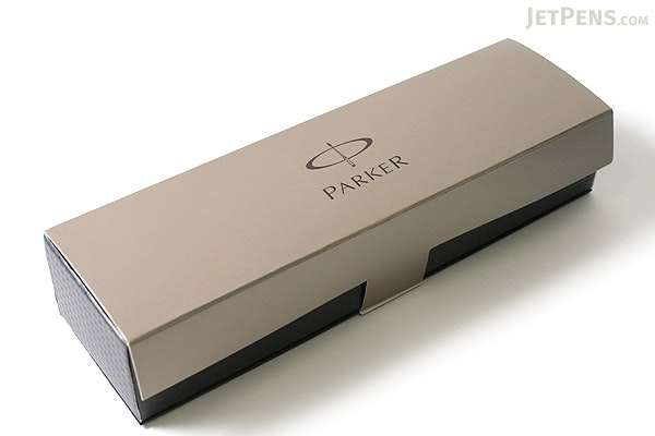 Parker Vector Stainless Steel Chiselled Fountain Pen - Classic Body - Medium Nib - SANFORD S0908770