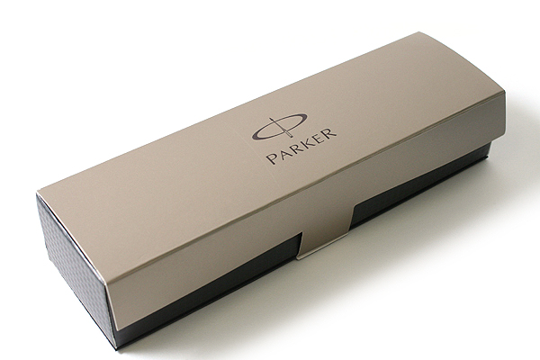 Parker Vector Stainless Steel Chiselled Fountain Pen - Classic Body - Medium Nib - SANFORD S0908770