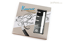 Kaweco Calligraphy Pen Set - White - 4 Nib Sizes - KAWECO 10000232
