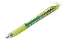Zebra Sarasa Retractable Gel Pen - 0.7 mm - Light Green - ZEBRA 46840