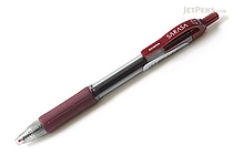 Zebra Sarasa Retractable Gel Pen - 0.7 mm - Mahogany - ZEBRA 46930