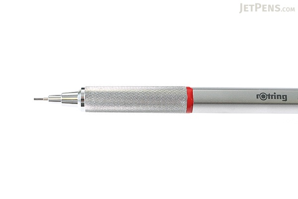 Rotring Rapid Pro Drafting Pencil - 0.7 mm - Silver Body - ROTRING 1904256