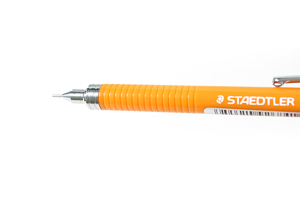 Staedtler 925-65 Color Series Drafting Pencil - 0.5 mm - Carrot Orange Body - STAEDTLER 92565-05C