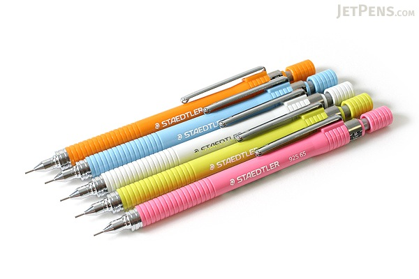 Staedtler 925-65 Color Series Drafting Pencil - 0.5 mm - Sky Blue Body - STAEDTLER 92565-05B