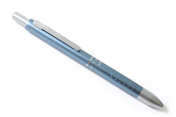 Staedtler Avant Garde Light 2 Color 0.7 mm Ballpoint Multi Pen + 0.5 mm Pencil - Light Aqua Blue Body - STAEDTLER 927AGL-AQ