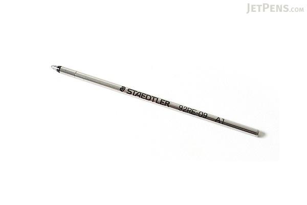 Staedtler Multi Pen Ballpoint Refill - D1 - 0.7 mm - Black - STAEDTLER 92RE-09