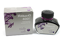 Pelikan 4001 Fountain Pen Ink Collection - 62.5 ml Bottle - Violet Purple - PELIKAN 329193
