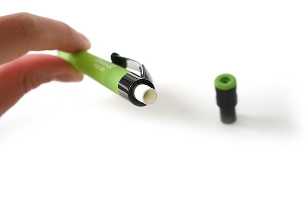 Ohto Comfort Sharp Lead Holder - 2 mm - Green Body - OHTO SP-202CF GREEN