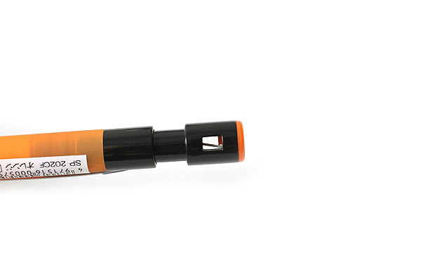 Ohto Comfort Sharp Lead Holder - 2 mm - Orange Body - OHTO SP-202CF ORANGE