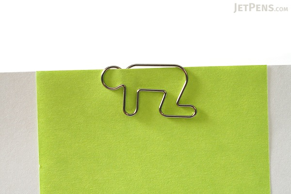 Sun-Star Pictome Paper Clip - Man Bowing - Pack of 8 - SUN-STAR S3614441