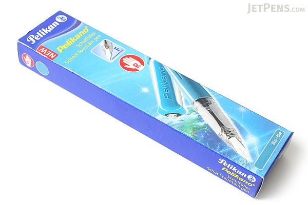 Pelikan Pelikano Fountain Pen P480F - Fine Nib - Blue Body - PELIKAN 967661