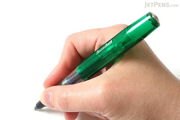 Kaweco Ice Sport Ink Cartridge Roller Ball Pen - Medium Point - Green Body - KAWECO 10000083