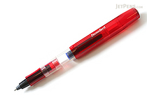 Kaweco Ice Sport Ink Cartridge Roller Ball Pen - Medium Point - Red Body - KAWECO 10000081