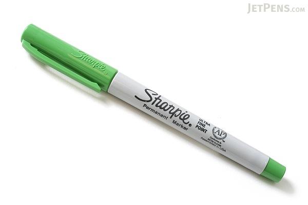 Sharpie 80's Glam Permanent Marker - Ultra Fine Point - Argyle Green - SHARPIE 1785421
