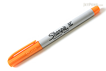 Sharpie 80's Glam Permanent Marker - Ultra Fine Point - Leg Warmer Orange - SHARPIE 1785398
