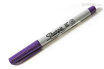 Sharpie 80's Glam Permanent Marker - Ultra Fine Point - Valley Girl Violet - SHARPIE 1785399