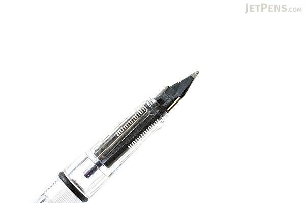 Lamy Vista Fountain Pen - Broad Nib - LAMY L12B
