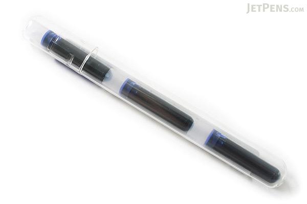 Pilot Petit Blue Refill - 3 Cartridges - PILOT IRF-10SPN-L