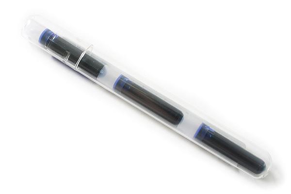 Pilot Petit Pen Refill Cartridge - Blue - Set of 3 - PILOT IRF-10SPN-L