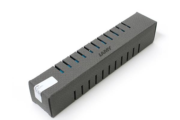 Lamy Fountain Pen - Safari Model - Medium Nib - Aquamarine Body - LAMY L13AEM