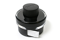 Lamy T52 Fountain Pen Ink + Ink Blotter Tape - 50 ml Bottle - Black - LAMY LT52BK