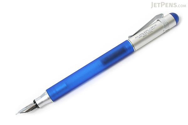 A.G. Spalding & Bros BRFT180 Fountain Pen - Translucent Blue - Medium Nib - RAYMAY BRFT180K
