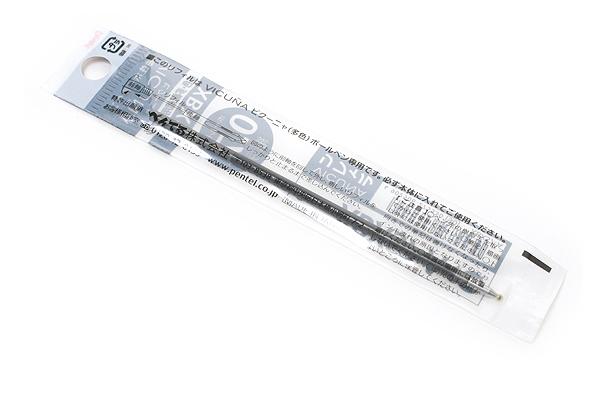 Pentel Vicuna Ballpoint Multi Pen Refill - 0.7 mm - Black Ink - PENTEL XBXS7-A