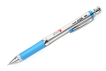 Uni Alpha Gel Slim Mechanical Pencil - 0.5 mm - Royal Blue Grip - UNI M5807GG1P.40
