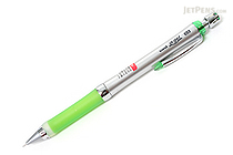 Uni Alpha Gel Slim Mechanical Pencil - 0.5 mm - Yellow Green Grip - UNI M5807GG1P.5