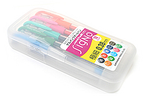 Uni-ball Signo UM-151 Gel Pen - 0.38 mm - 10 Color Set - UNI UM15110C