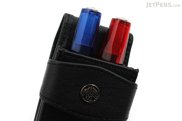 Kaweco Leather Case with Flap - 2 Sport Pens - KAWECO 10000267