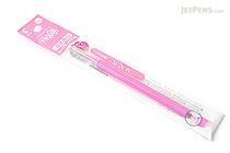 Pilot FriXion Gel Pen Refill - 0.7 mm - Pink - PILOT LFBKRF-12F-P