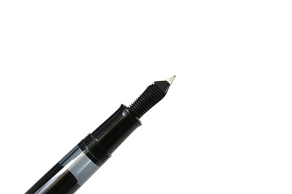 Pelikan M205 Traditional Fountain Pen - Piston Filler - Extra Fine Nib - Black Body - PELIKAN 976423
