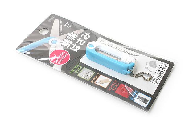 Stad Mini Scissors Keychain - Blue - STAD SS103BL