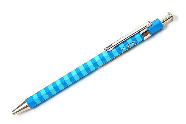 Ohto Pieni Border Needle-Point Ballpoint Pen - 0.3 mm - Blue Body - OHTO NBP-353PB BLUE