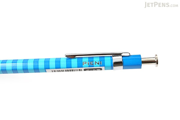 Ohto Pieni Border Needle-Point Ballpoint Pen - 0.3 mm - Blue Body - OHTO NBP-353PB BLUE