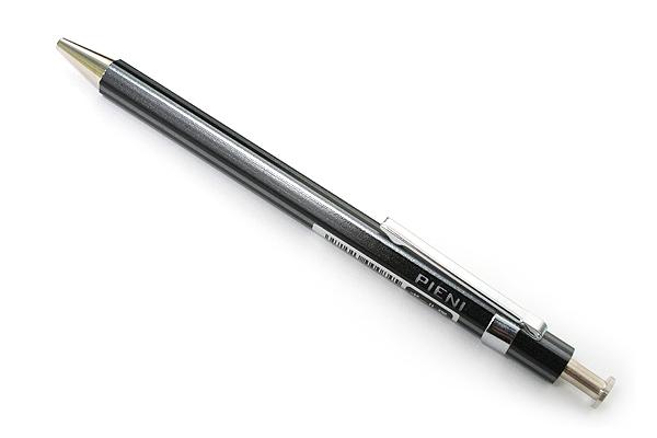 Ohto Pieni Stripe Needle-Point Ballpoint Pen - 0.3 mm - Black Body - OHTO NBP-353PS BLACK