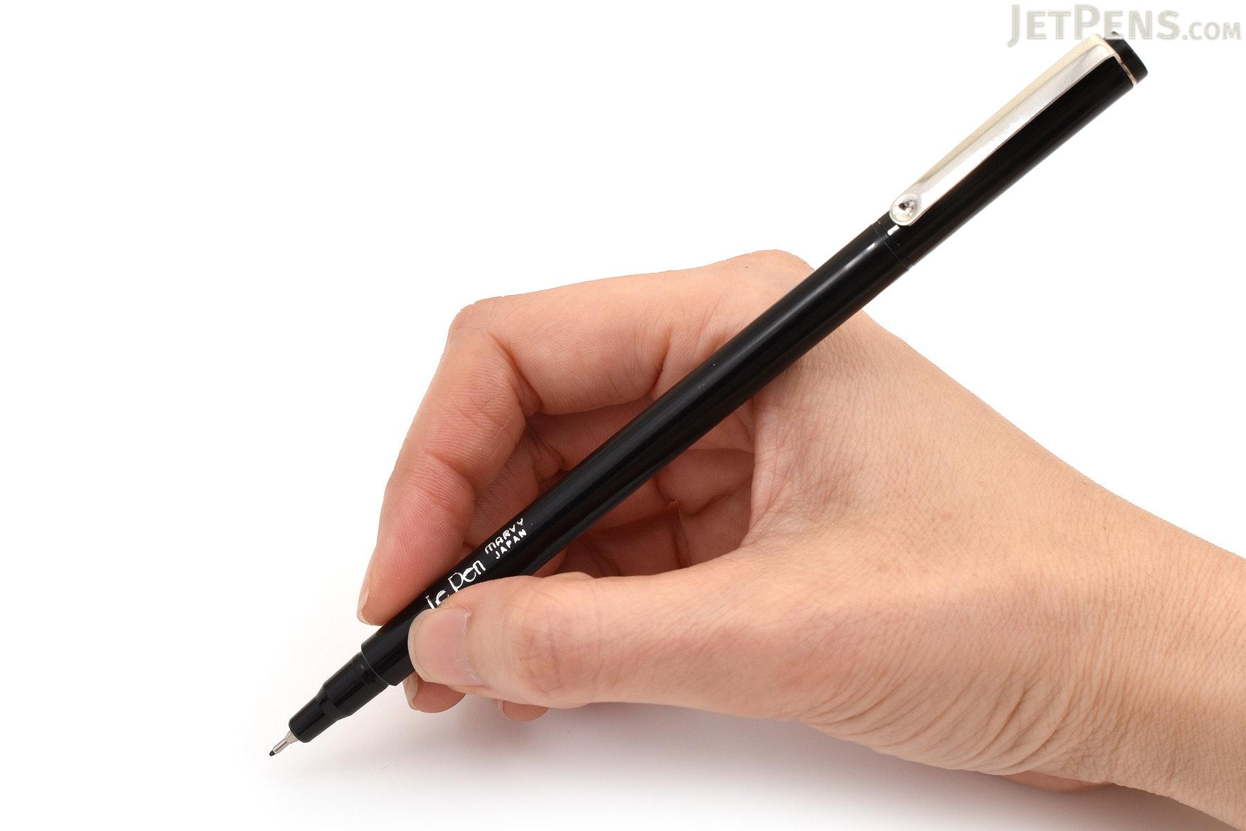 Marvy Le Pen Marker Pen - Fine Point - 4 Color Set - MARVY 4300-4A