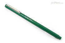 Marvy Le Pen Marker Pen - Fine Point - Green - MARVY 43040