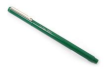 Marvy Le Pen Marker Pen - Fine Point - Green - MARVY 43040