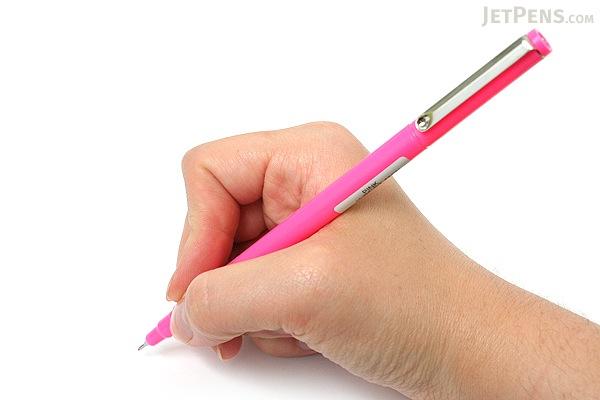 Marvy Le Pen Marker Pen - Fine Point - Pink - MARVY 43090