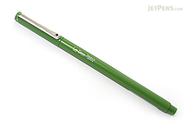 Marvy Le Pen Marker Pen - Fine Point - Olive Green - MARVY 43160