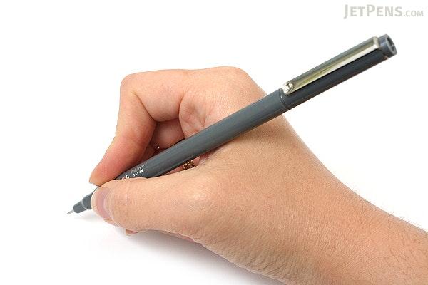 Marvy Le Pen Marker Pen - Fine Point - Dark Gray - MARVY 43170